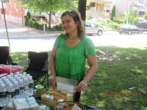 Block Party 2013- Bake Sale- Julie Martin